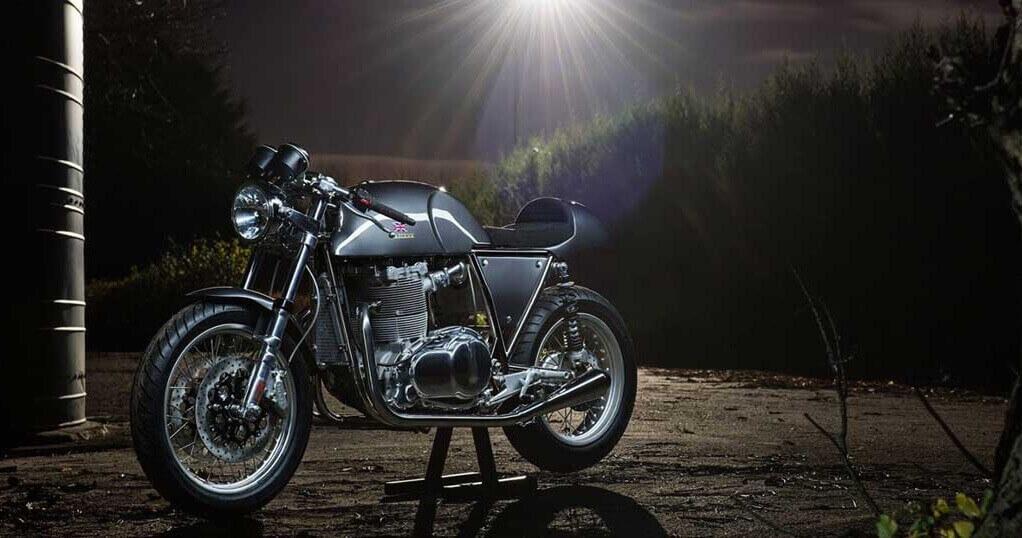 Metisse Motorcycles Metisse
