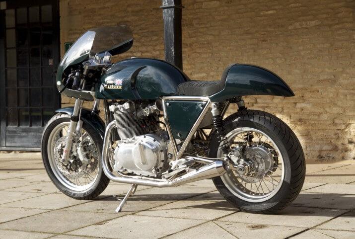 Mk 5 Caf 233 Racer Metisse